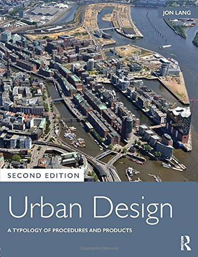 9781138188358: Urban Design: A Typology of Procedures and Products