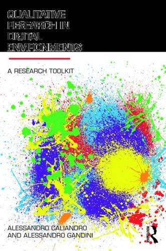 9781138188693: Qualitative Research in Digital Environments: A Research Toolkit