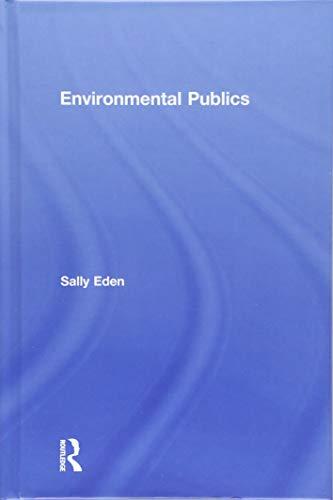 9781138189409: Environmental Publics