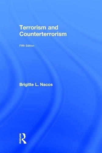 9781138190122: Terrorism and Counterterrorism
