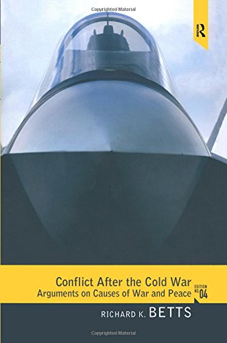9781138192423: Conflict After the Cold War: Arguments on Causes of War and Peace