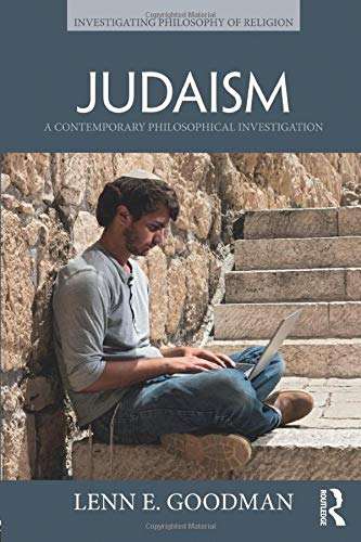 9781138193369: Judaism: A Contemporary Philosophical Investigation (Investigating Philosophy of Religion)