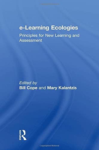 9781138193710: e-Learning Ecologies: Principles for New Learning and Assessment