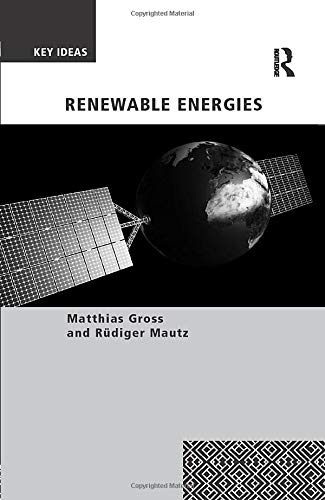 9781138194519: Renewable Energies (Key Ideas)