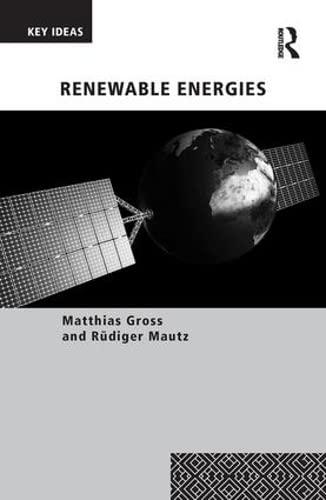 9781138194519: Renewable Energies