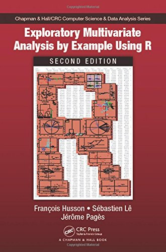 9781138196346: Exploratory Multivariate Analysis by Example Using R (Chapman & Hall/CRC Computer Science & Data Analysis)