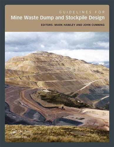 guidelines for mine waste dump and stockpile design pdf