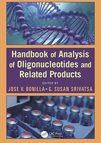 9781138198456: Handbook of Analysis of Oligonucleotides and Related Products