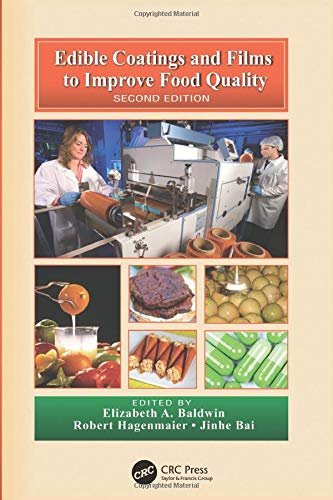 9781138198937: Edible Coatings and Films to Improve Food Quality
