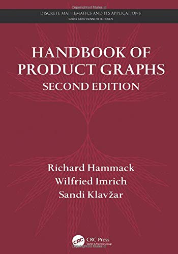 9781138199088: Handbook of Product Graphs, Second Edition (Discrete Mathematics and Its Applications)
