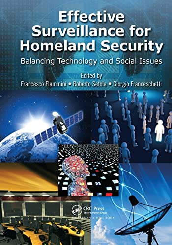 9781138199705: Effective Surveillance for Homeland Security: Balancing Technology and Social Issues (Multimedia Computing, Communication and Intelligence)