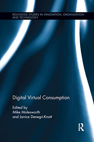 9781138203075: Digital Virtual Consumption