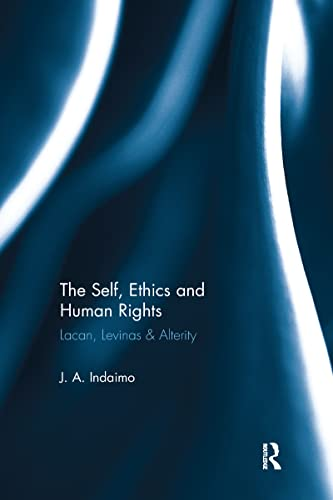 9781138211315: The Self, Ethics & Human Rights