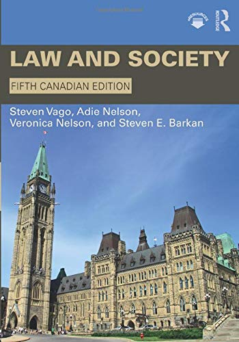 9781138215818: Law and Society
