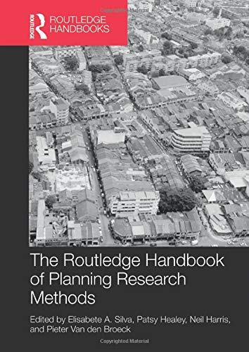 9781138216570: The Routledge Handbook of Planning Research Methods (Routledge Handbooks)