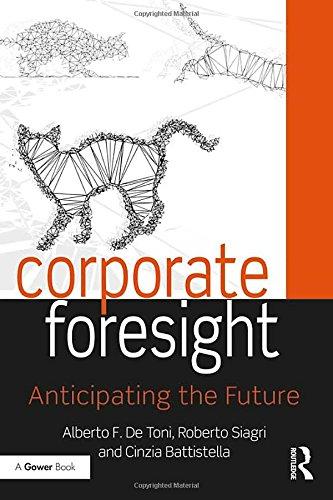 9781138220980: Corporate Foresight: Anticipating the Future