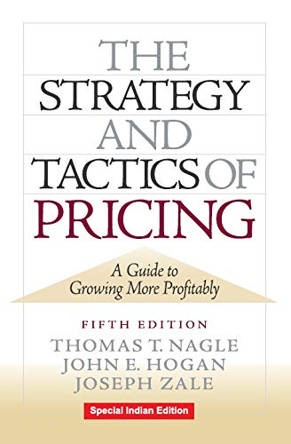 9781138227095: The Strategy And Tactics Of Pricing