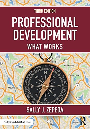 9781138230156: Professional Development: What Works