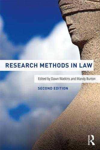 9781138230194: Research Methods in Law
