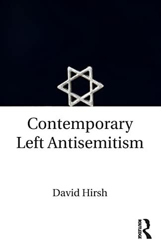 9781138235311: Contemporary Left Antisemitism