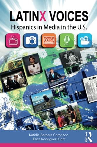 9781138240308: Hispanics in the U.S. Media