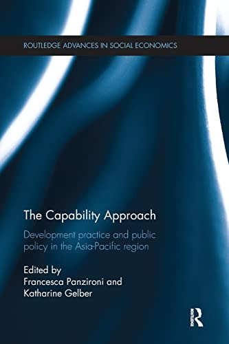 The Capability Approach: Development Practice and Public: PANZIRONI, FRANCESCA; GELBER,