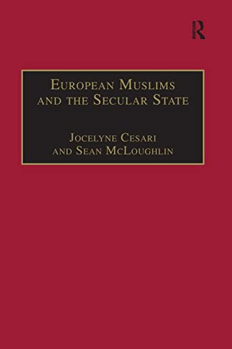 9781138253407: European Muslims and the Secular State