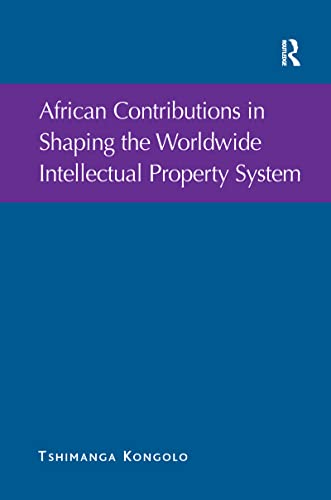 African Contributions in Shaping the Worldwide Intellectual: KONGOLO, TSHIMANGA