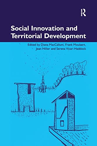 9781138269941: Social Innovation and Territorial Development