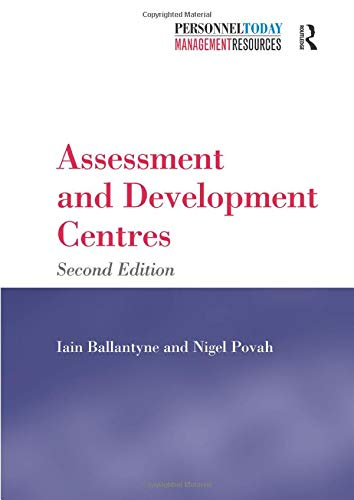 9781138270428: Assessment and Development Centres
