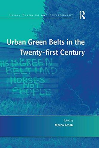 9781138275140: Urban Green Belts in the Twenty-first Century