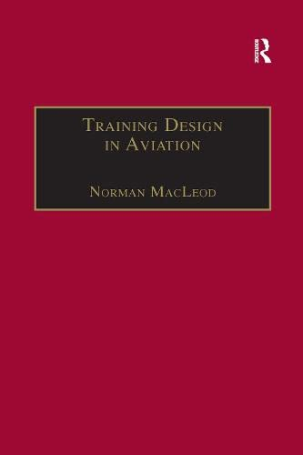 9781138275270: Training Design in Aviation
