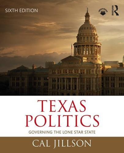 9781138290679: Texas Politics: Governing the Lone Star State