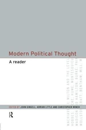 9781138292857: Modern Political Thought A Reader