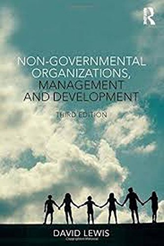 9781138294097: Non-Governmental Organizations: Management And Development, 3Rd Edn