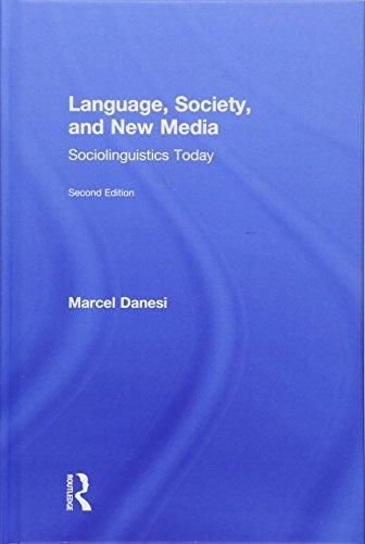 9781138295490: Language, Society, and New Media: Sociolinguistics Today