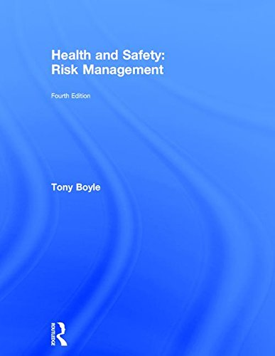 9781138299269: Health and Safety: Risk Management