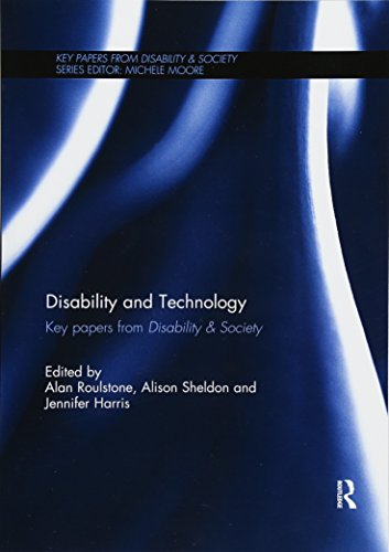 9781138305540: Disability and Technology: Key papers from Disability & Society