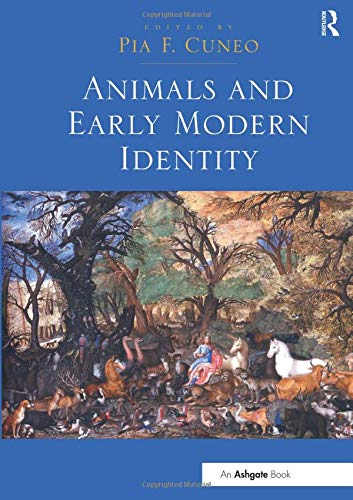 9781138310339: Animals and Early Modern Identity