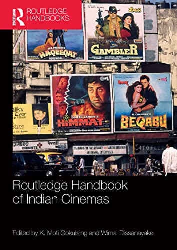 9781138311480: Routledge Handbook of Indian Cinemas (Routledge Handbooks)