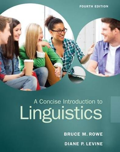 9781138403666: A Concise Introduction to Linguistics