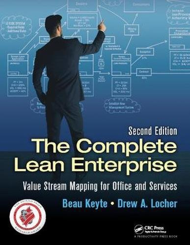 9781138409408: The Complete Lean Enterprise: Value Stream Mapping for Office and Services, Second Edition