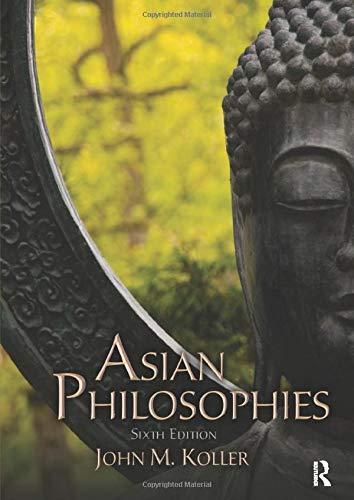 9781138418745: Asian Philosophies