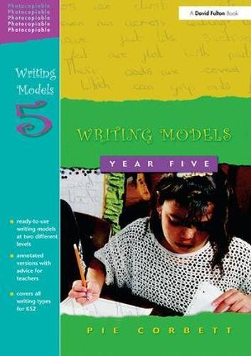 9781138420069: Writing Models Year 5