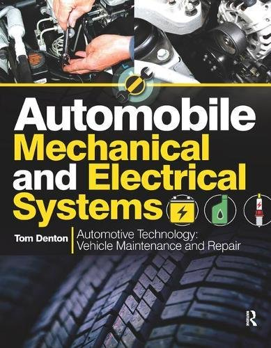 9781138429109: Automobile Mechanical and Electrical Systems