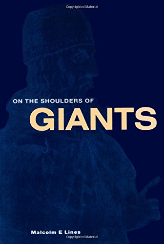 9781138429864: On the Shoulders of Giants