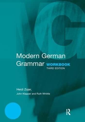 9781138430433: Modern German Grammar Workbook (Routledge Modern Grammars)