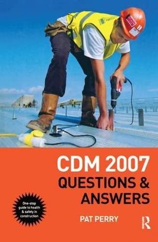 9781138431058: Cdm 2007