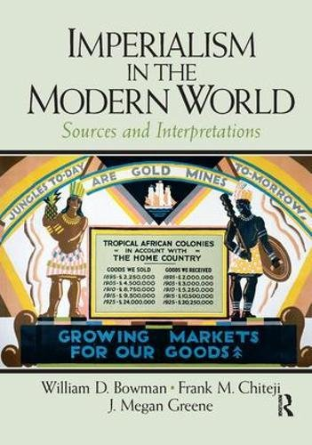 9781138432130: Imperialism in the Modern World: Sources and Interpretations