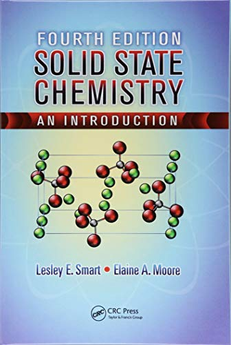 9781138435469: Solid State Chemistry: An Introduction, Fourth Edition